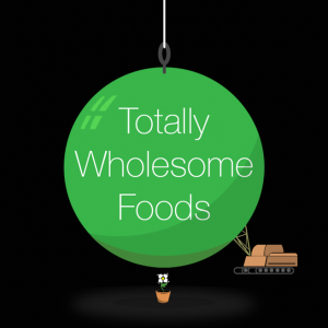 Theater in Asylum, in partnership with The Episcopal Actors' Guild Open Stage Grant presents TOTALLY WHOLESOME FOODS, written by Alice Pencavel, directed by Paul Bedard