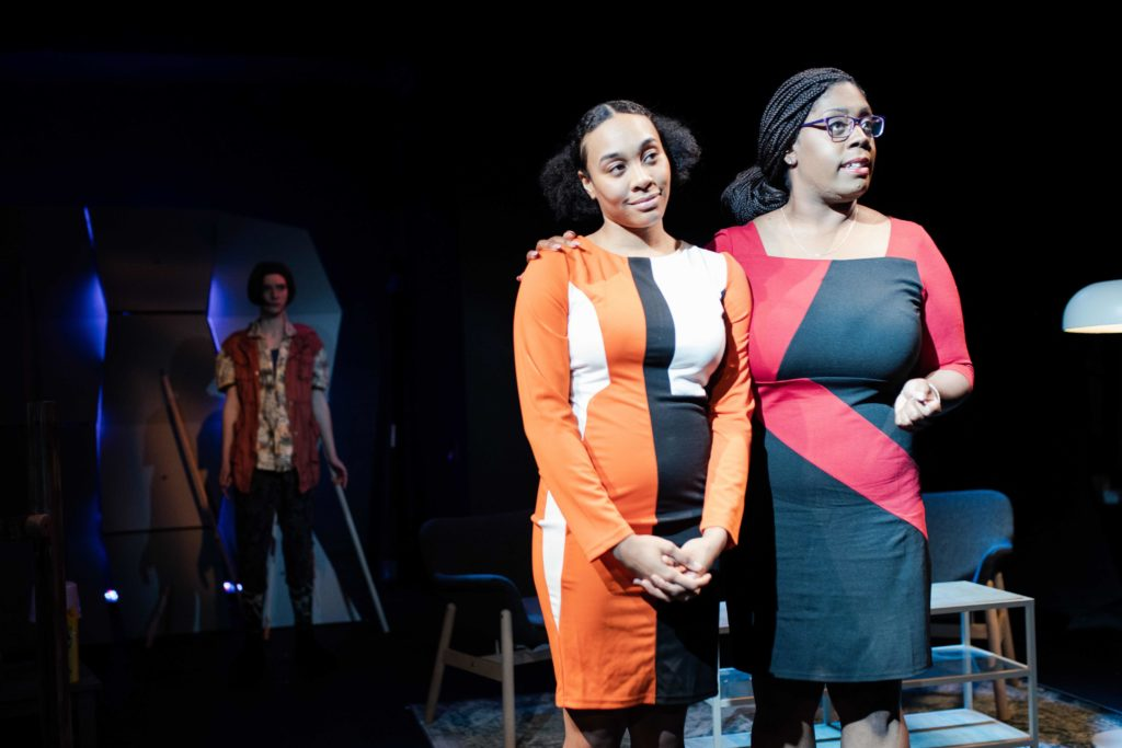 The Tank in association with Lucy Powis and The Hodgepodge Group presents REALLY REALLY GORGEOUS, written by Nick Mecikalski, directed by Miranda Haymon, photo by Mari Uchida